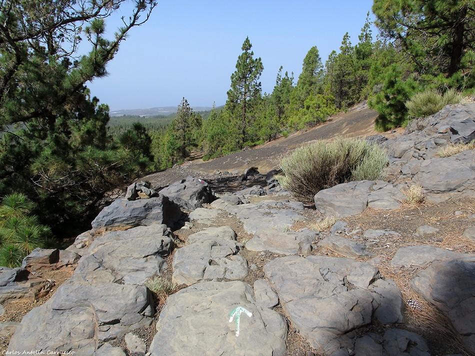 GR131 de la isla de Tenerife