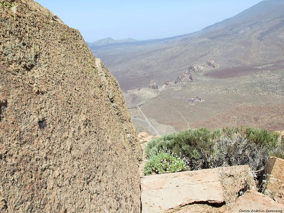 Parque Nacional del Teide - Guajara - Tenerife - parador nacional - roques de garcia