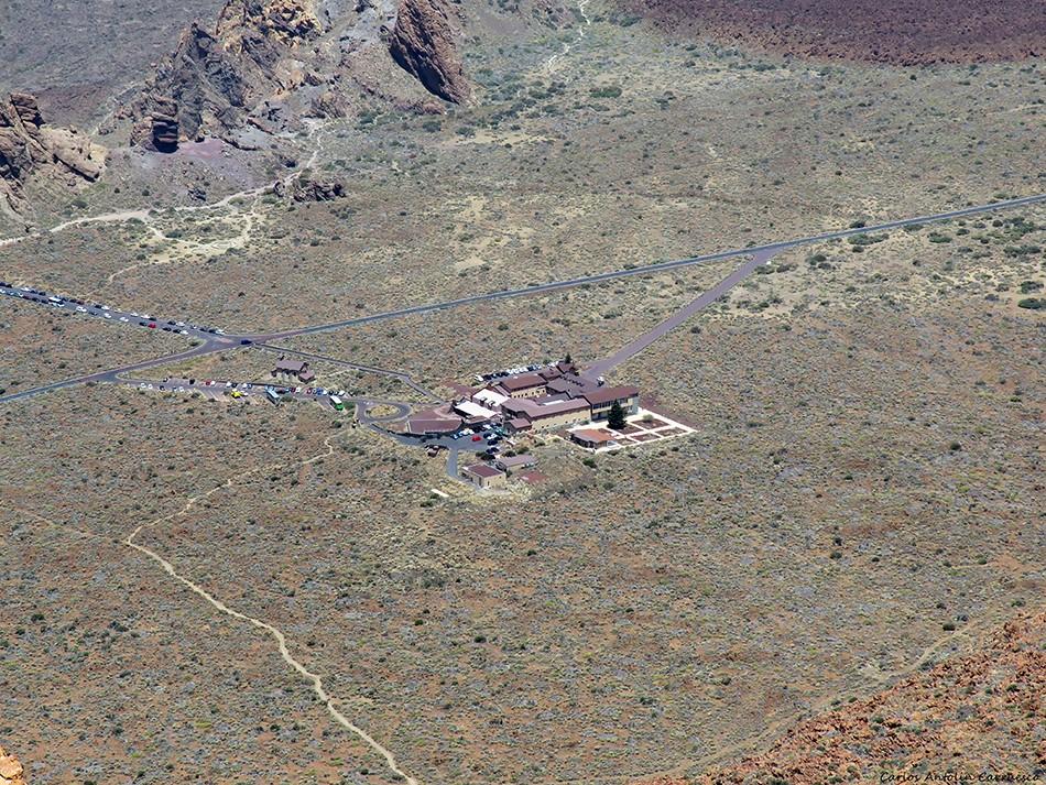 Parador Nacional - Parque Nacional del Teide - Tenerife