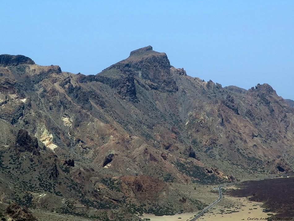 El Sombrerito - Parque Nacional del Teide - Tenerife