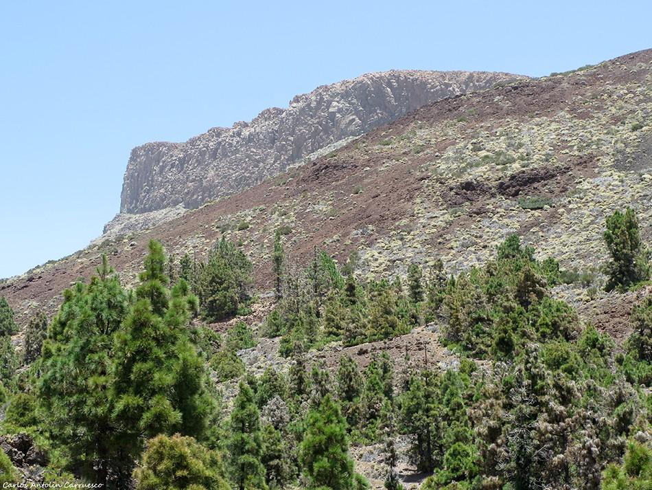 Parque Nacional del Teide - Tenerife - guajara