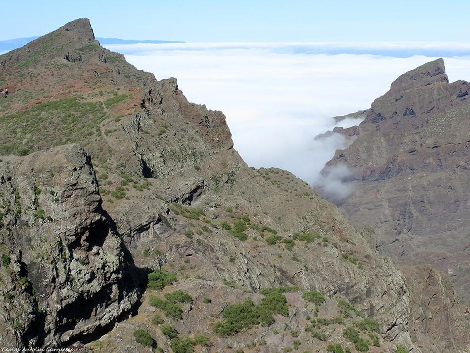 Valle de Masca - Teno - Tenerife