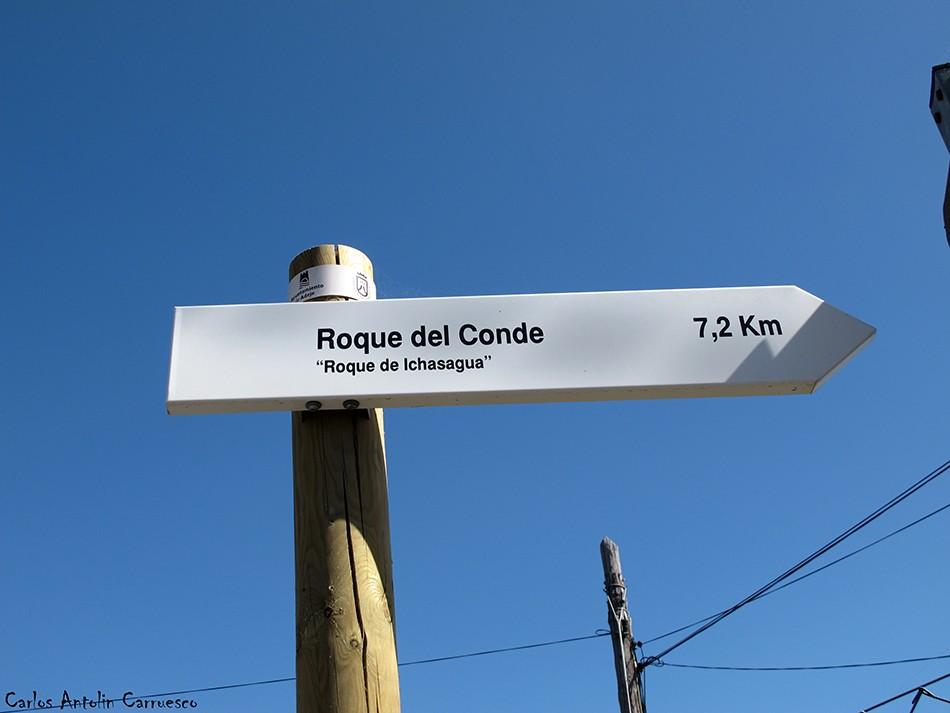 Ifonche - GR131 - Tenerife