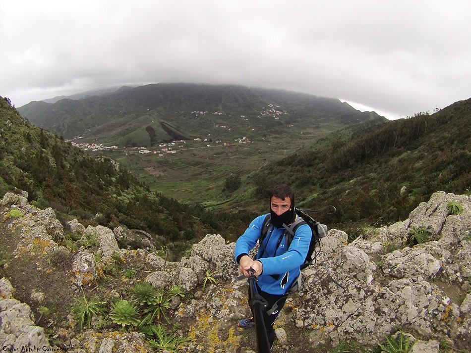 Callejón de Teno - El Palmar - Parque Rural de Teno - Tenerife