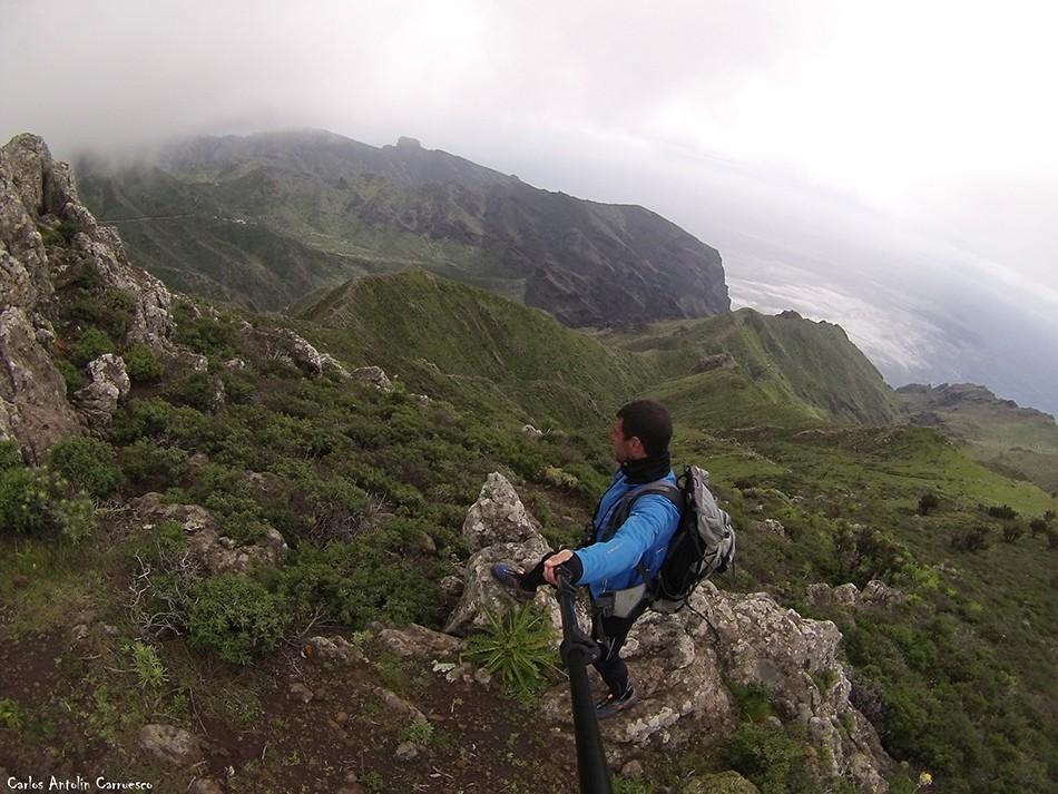 Cumbre de Baracán - Teno Alto - Tenerife - Parque Rural de Teno