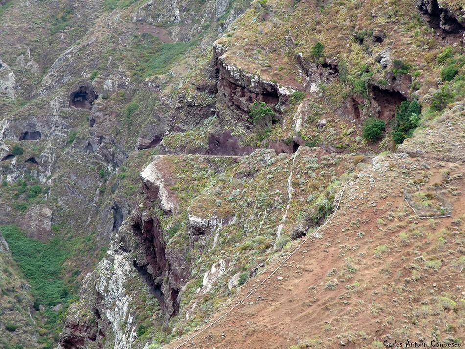 Punta del Hidalgo - Anaga - Tenerife - canal de bejía