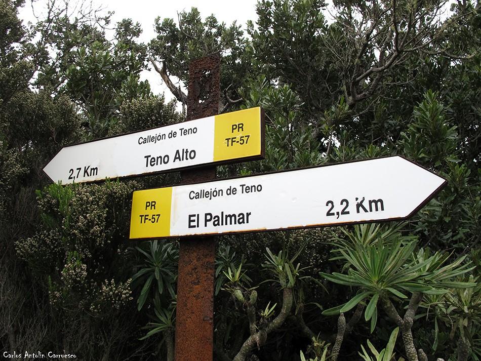 Callejón de Teno - Tenerife