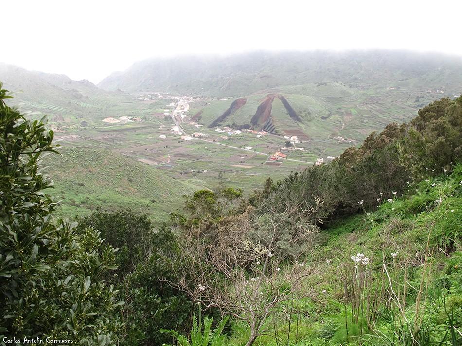 Cumbres de Baracán - Teno - Tenerife - el palmar
