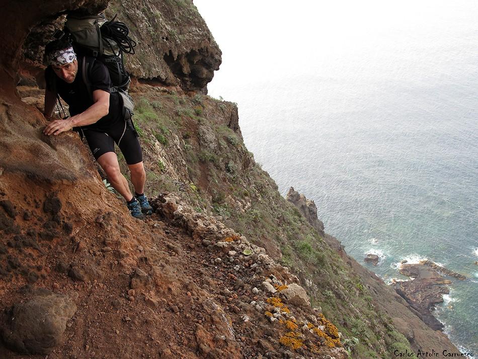 La Veta de Los Guirres - Anaga - Tenerife