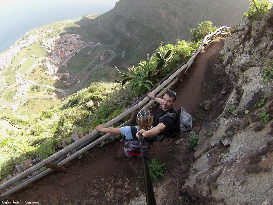 Camino de Los Pasos - Agulo - La Gomera