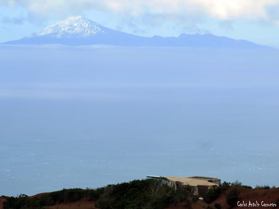 La Gomera - Agulo - Teide - Tenerife - Mirador de Abrante