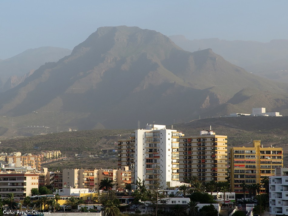 Roque del Conde - Los Cristianos - Tenerife