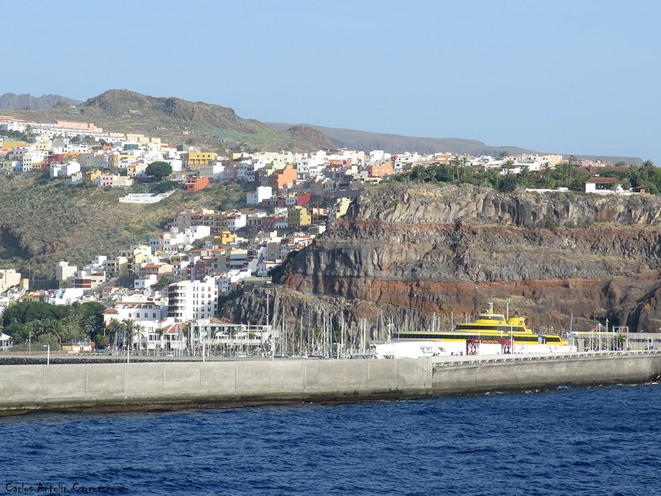 San Sebastián de La Gomera - La Gomera