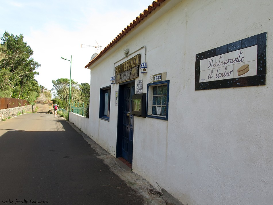 Juego de Bolas - GR132 - La Gomera