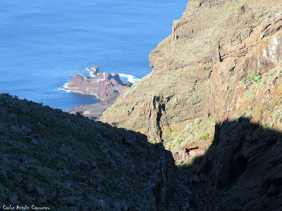 Teno Alto - Tenerife - punta de teno - faro de teno - los poleos