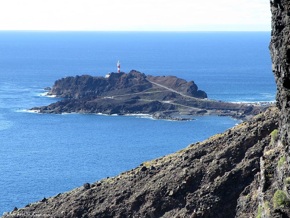 Los Gigantes - Teno - Tenerife - faro de teno - punta teno