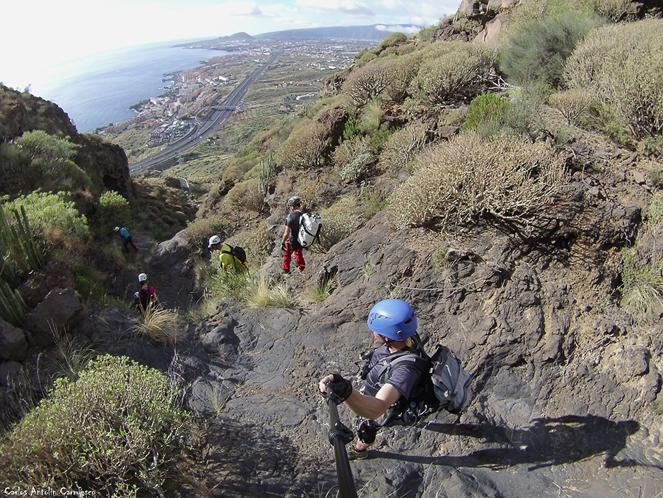 Lomo Alférez - Tenerife