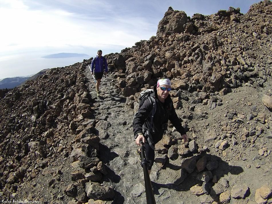 Sendero Nº11 - Parque Nacional del Teide - Tenerife