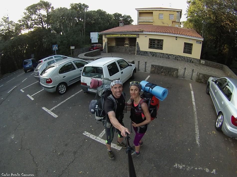 Cruz del Carmen - Anaga - Tenerife - las mercedes - monte de las mercedes