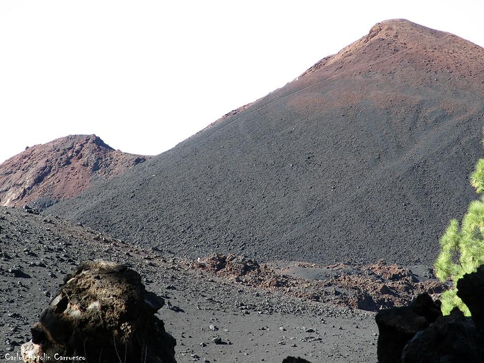 Volcán Chinyero - Corona Forestal - Tenerife