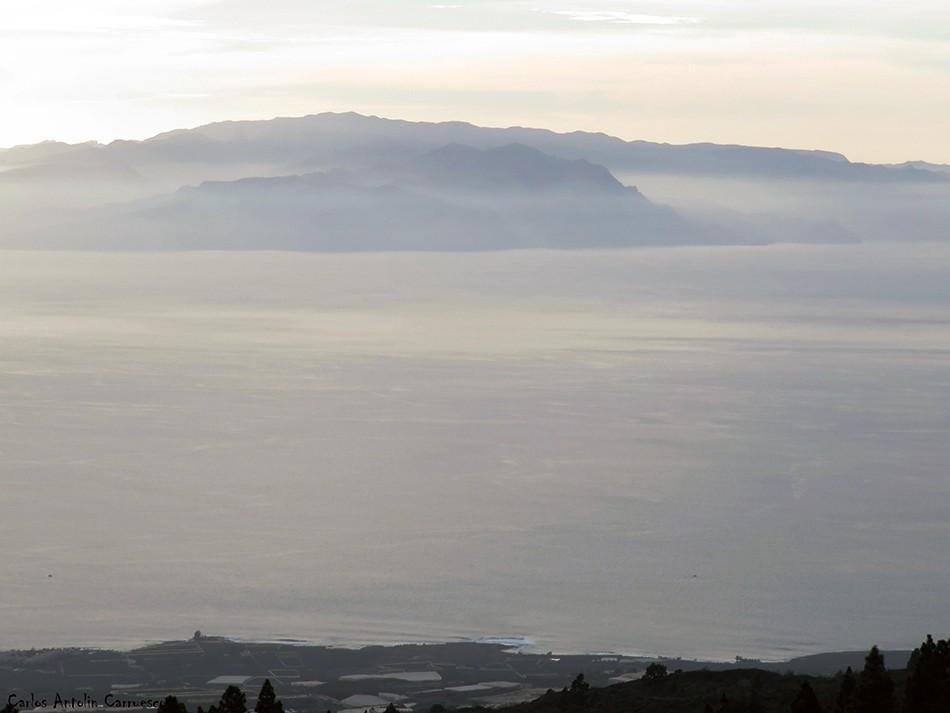 La Gomera - TF-38 - Tenerife