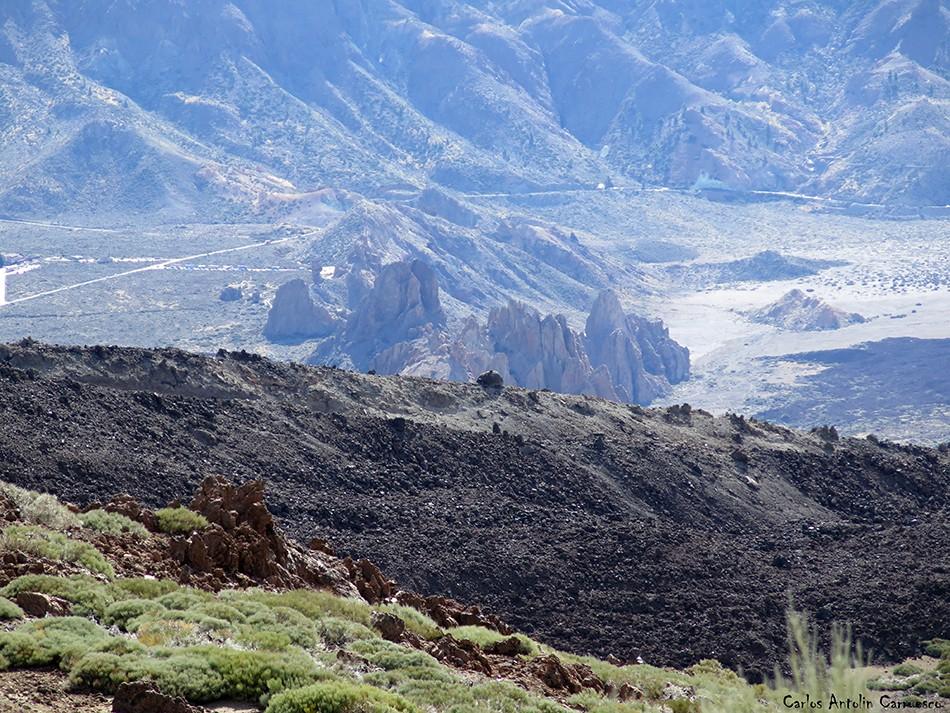 Roques de García - Parador Nacional - Tenerife<br/>Regatones Negros - ULTRA Bluetrail