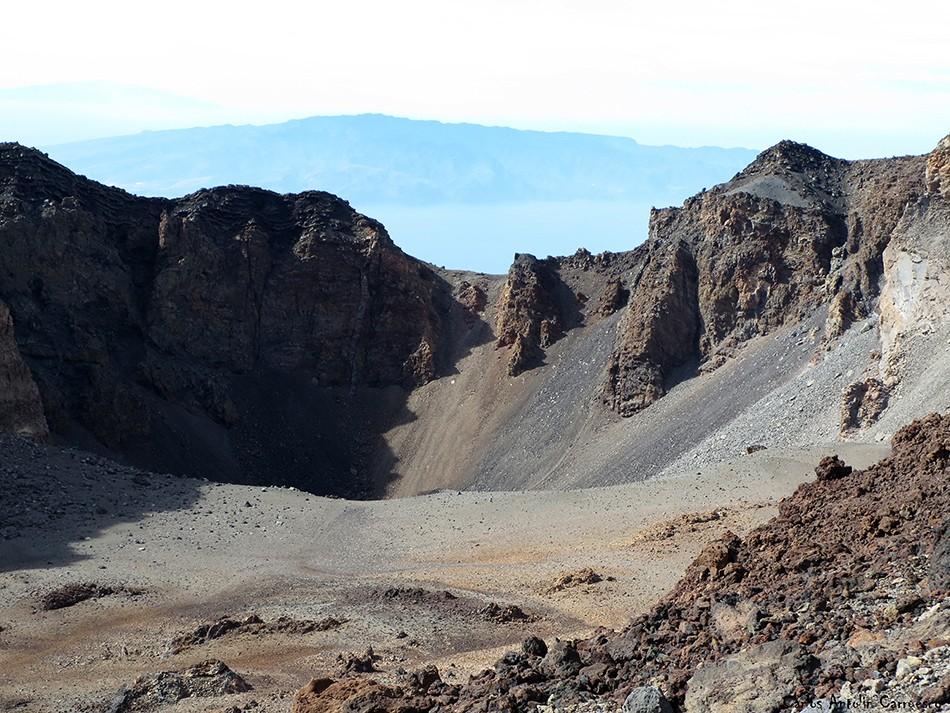 Pico Viejo - Parque Nacional del Teide - Tenerife - la gomera - el hierro