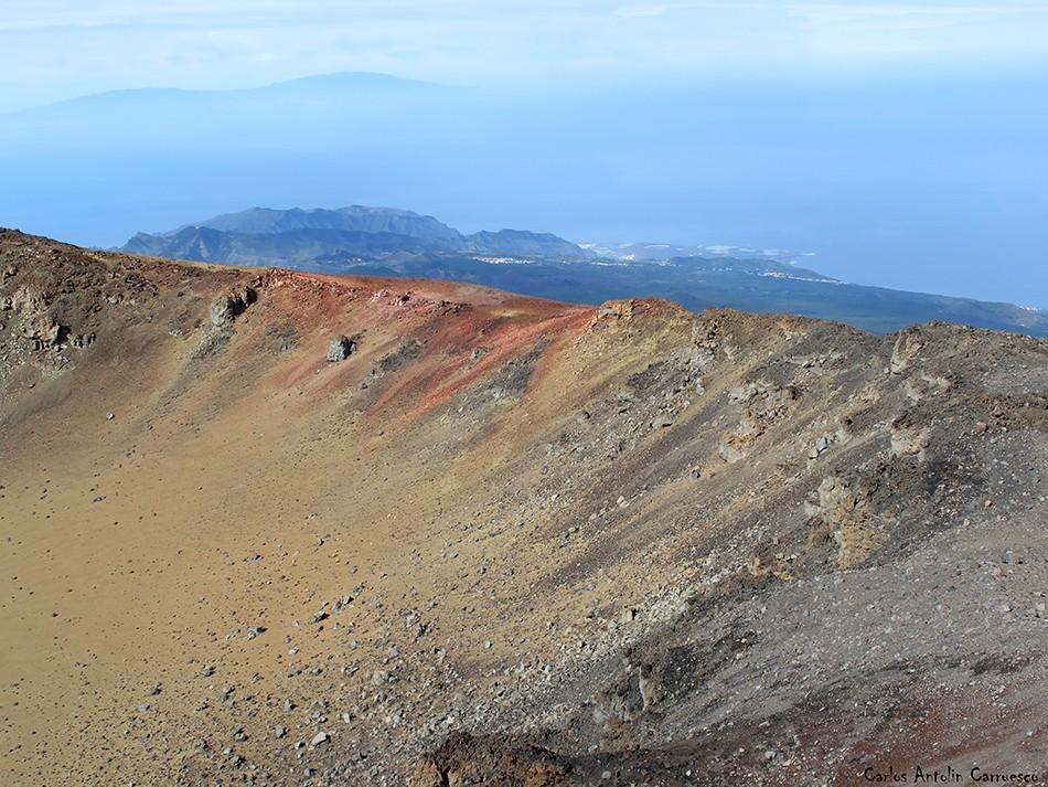 Pico Viejo - Parque Nacional del Teide - Tenerife - la palma