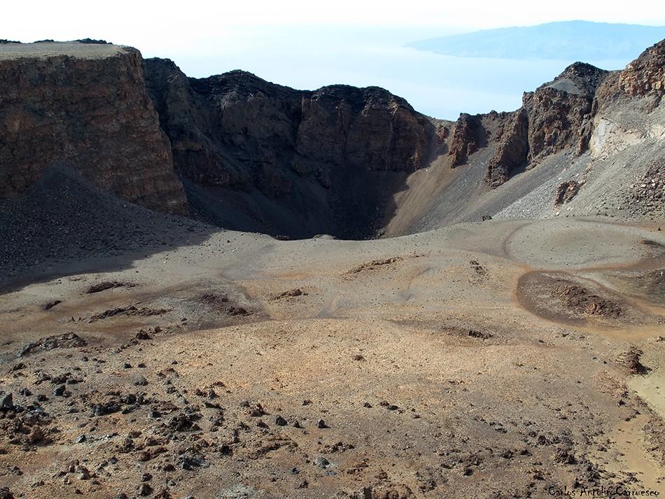 Pico Viejo - Parque Nacional del Teide - Tenerife - la gomera
