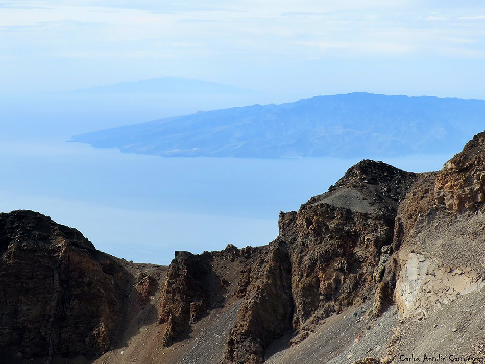Pico Viejo - Tenerife - La Gomera - El Hierro