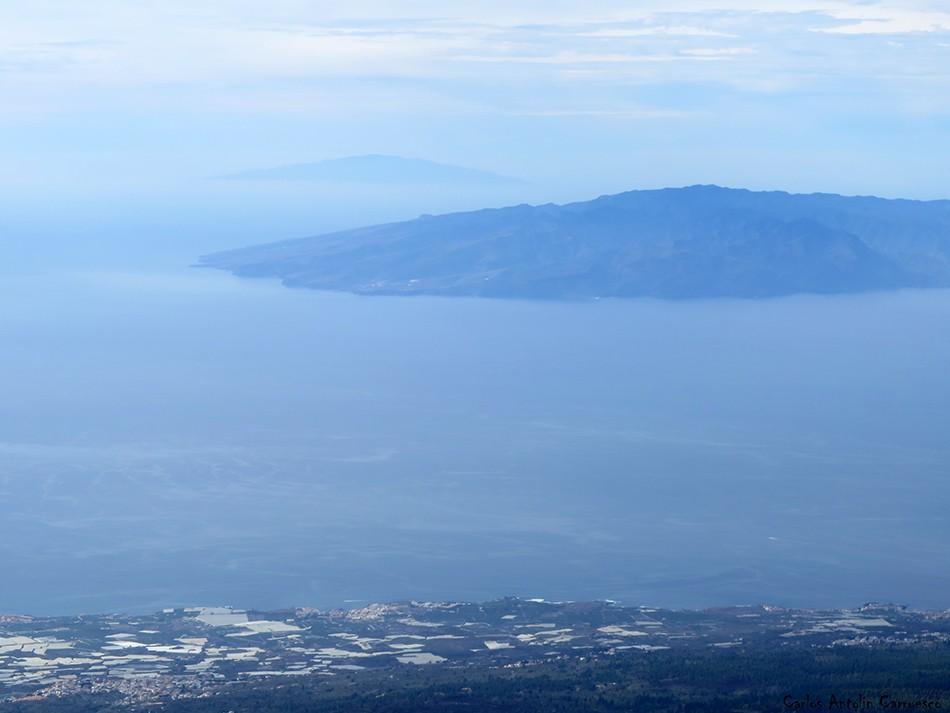 Pico Viejo - la gomera - el hierro - Tenerife