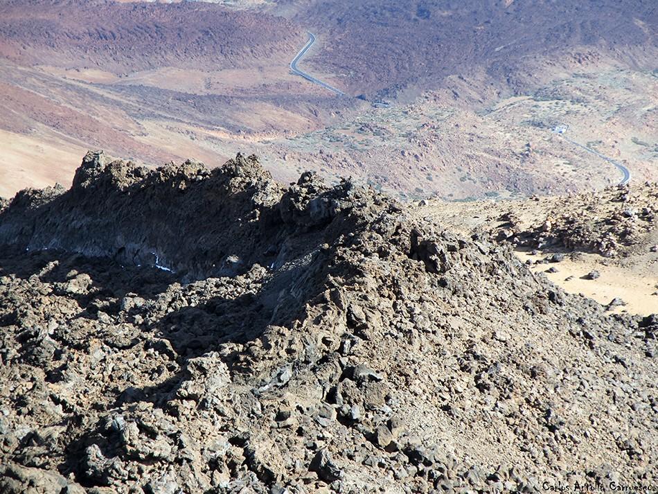 Teleférico del Teide - La Rambleta (3.555 metros de altitud) - Tenerife