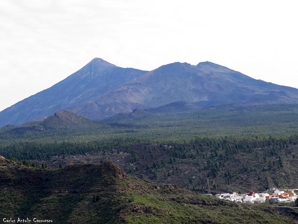 Arguayo - Teno - Tenerife - Teide - Pico Viejo