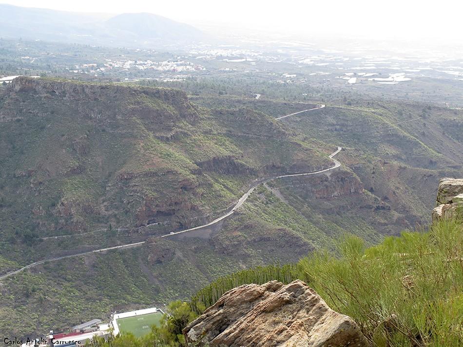 Tamaimo - Teno - Tenerife - Montaña de Guama
