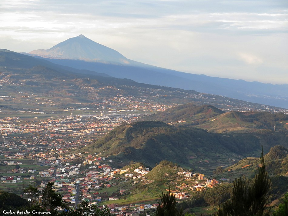 Mirador Cruz del Carmen - Anaga - Tenerife