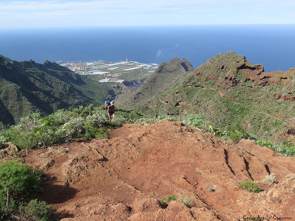 Chinamada - Anaga - Tenerife - punta del hidalgo