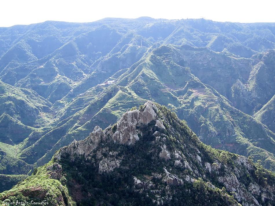 Los Batanes - Roque de los Pinos - Anaga
