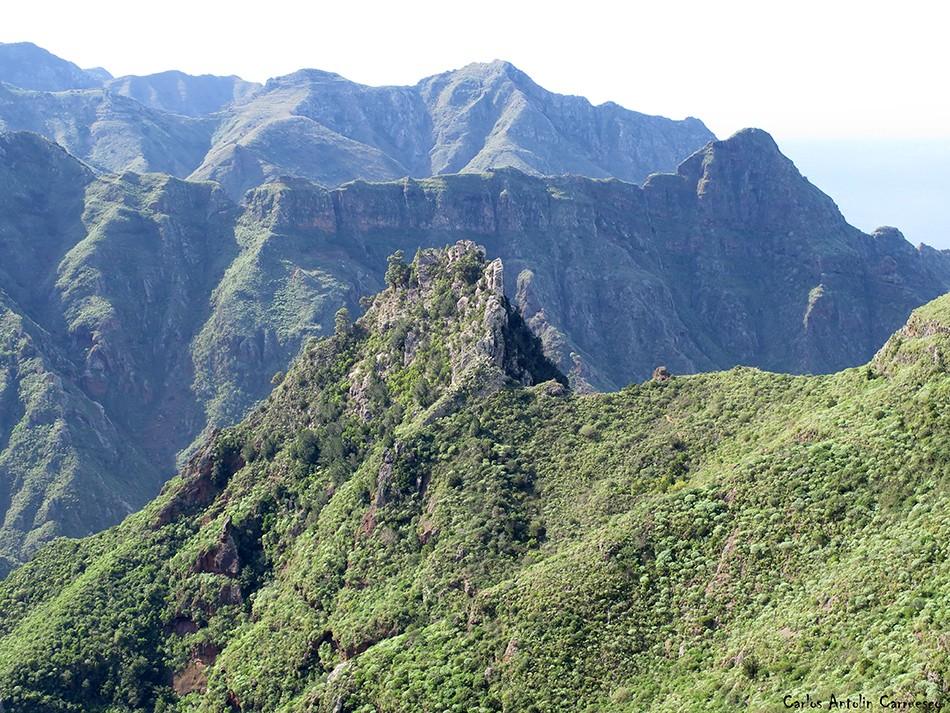 Roque de los Pinos - Anaga - Tenerife