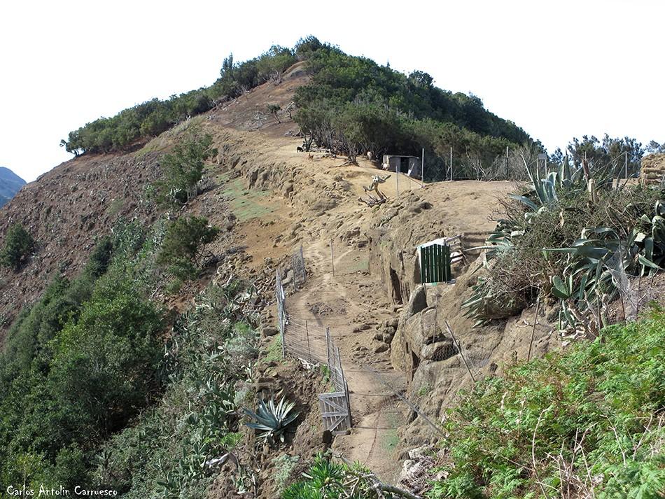 Las Escaleras - Anaga - Tenerife