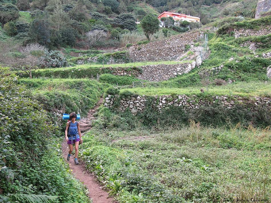Las Carboneras - Anaga - Tenerife