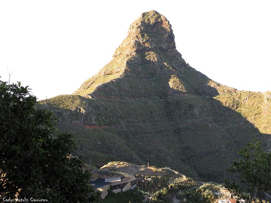 Roque de Taborno - Anaga - Tenerife - las carboneras