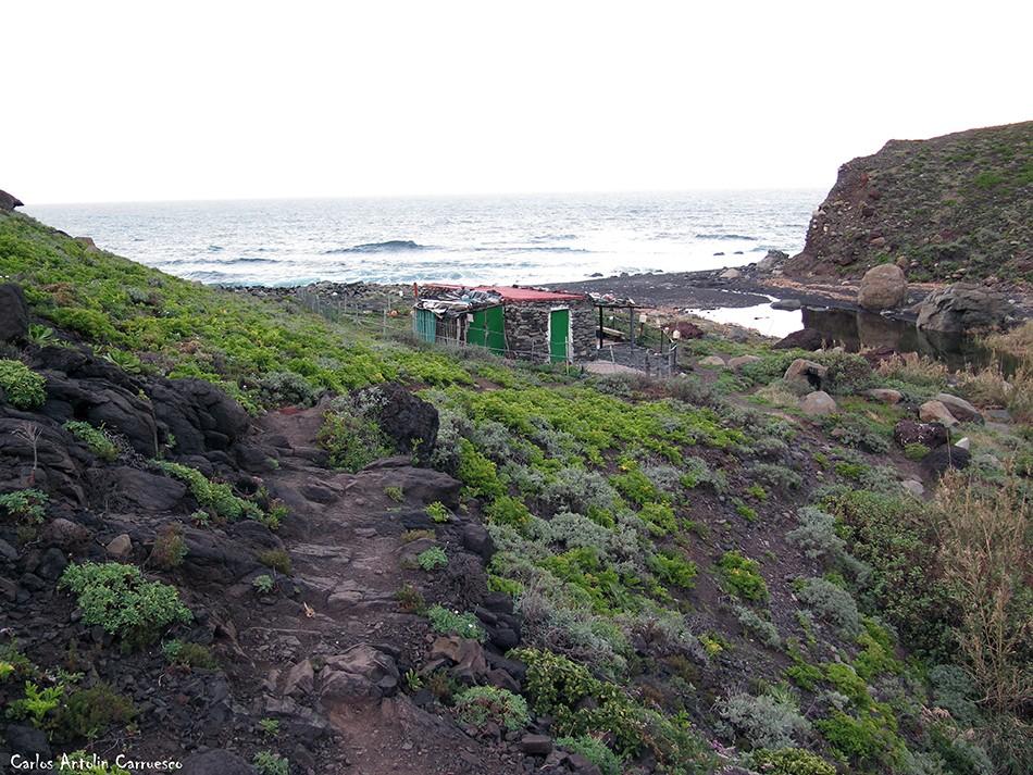 Barranco de Afur - Anaga - Tenerife - Playa de Tamadiste