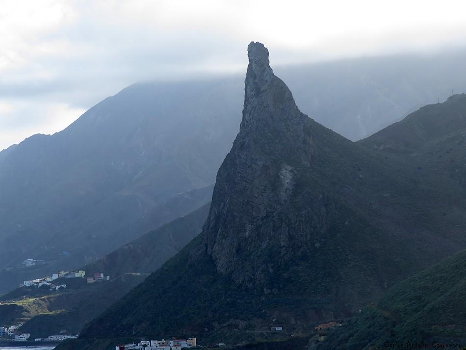 Taganana - Anaga - Tenerife - Roque de Las Ánimas - las ánimas