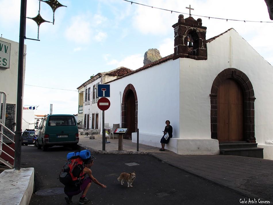 Taganana - Anaga - Tenerife - Roque de Las Ánimas - ermita de santa catalina
