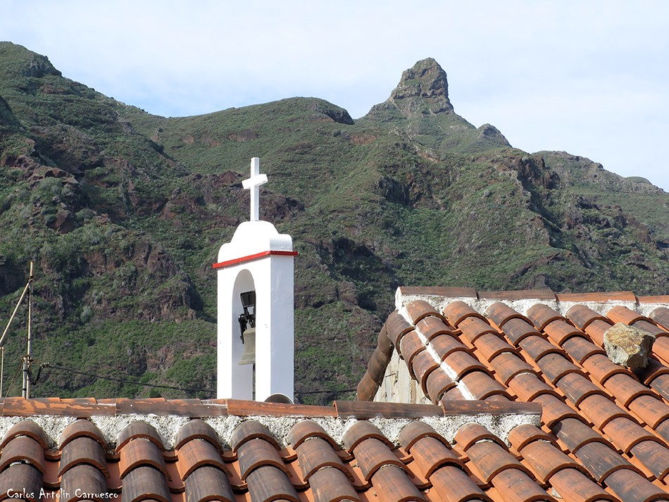 Afur - Anaga - Tenerife - roque de taborno