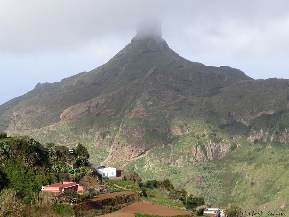Las Carboneras - Anaga - Tenerife - roque de taborno