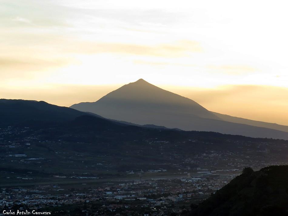 Mirador de Jardina - Anaga - Tenerife - Teide