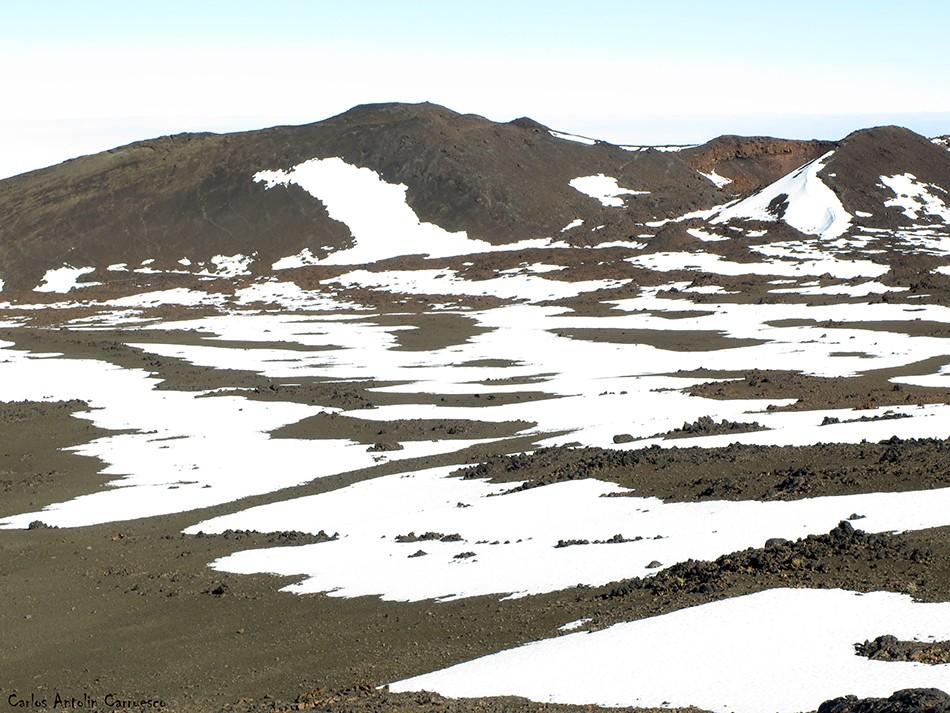Montaña Reventada - Parque Nacional del Teide - Tenerife