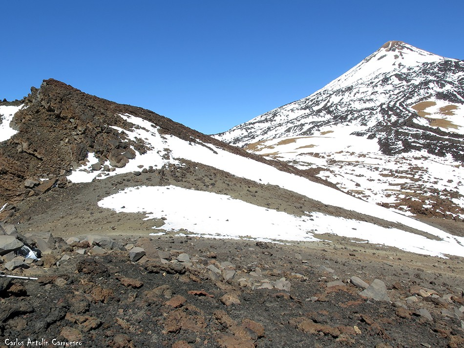 Teide - Parque Nacional del Teide - Tenerife - pico viejo