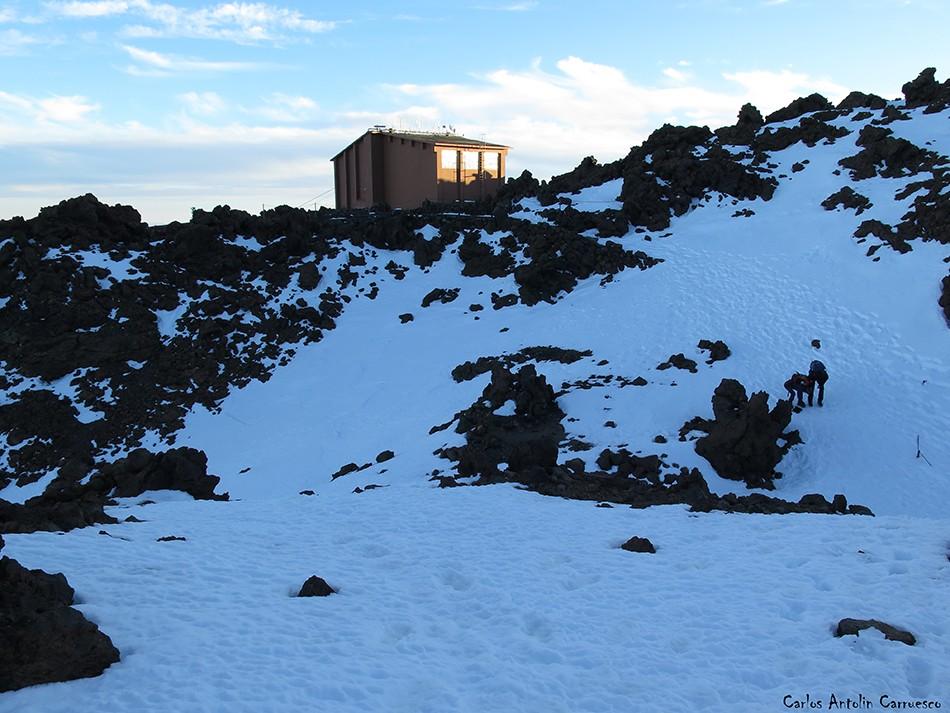 Teleférico del Teide - La Rambleta - Tenerife